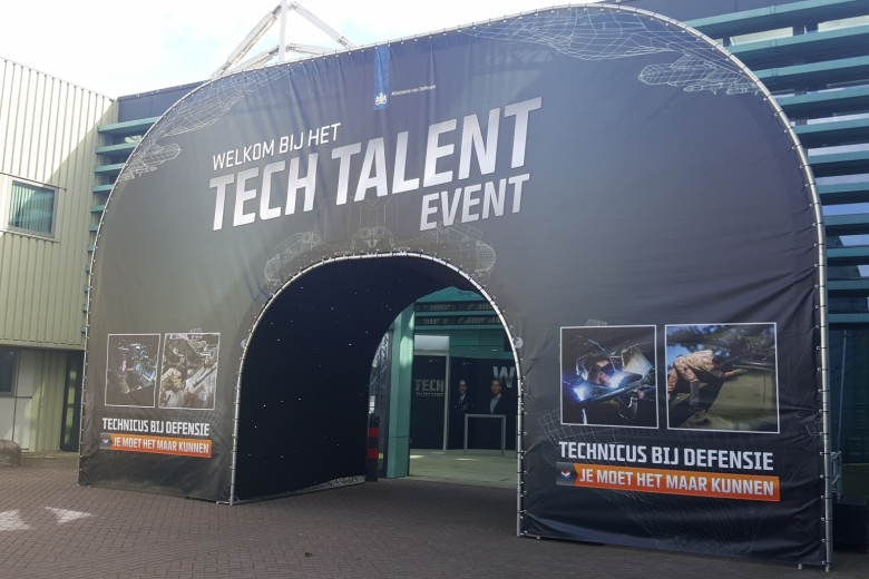 Tech Tallent Event Defensie